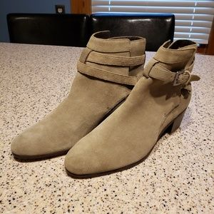 Sole Society NEW SZ 8 Leather Booties
